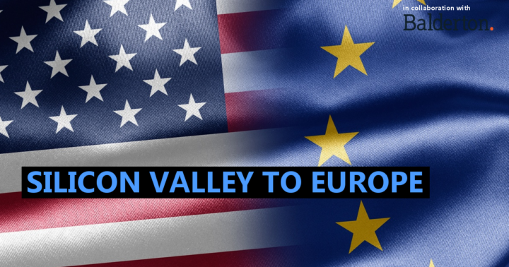 European Startups' US relations