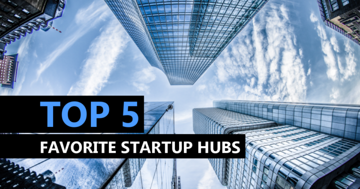 2018 Ranking: Top 5 cities to startup in Europe according to founders