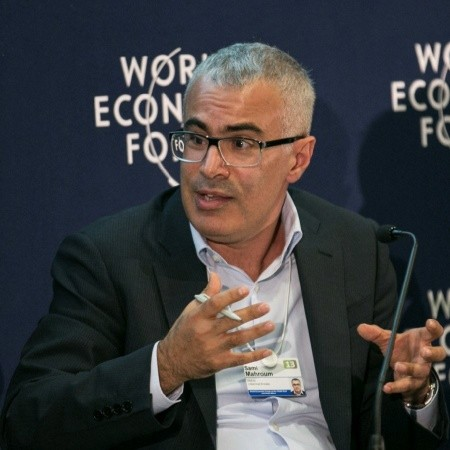 "Sami  Mahroum, Author ""Black Swan Startups"""