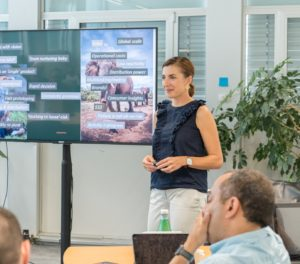Clotilde Aubertin, M.D., PhD, External innovation Director – GSK Consumer Healthcare