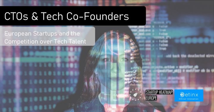 Report on Tech Skills and European Startups