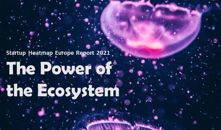 Release Startup Heatmap Europe 2021