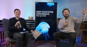 DEEP Startup Ecosystem Conference Main Stage